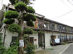 冨士荘[201号室]の外観