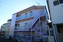 グレートハウス生田[3階]の外観
