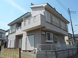 埼玉県さいたま市見沼区大字山の賃貸アパートの外観