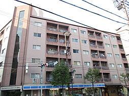 ロイヤルクイーンズパーク上新庄[3階]の外観