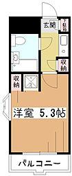 Housing−Musashino87[2階]の間取り