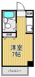 フューチャー21[3階]の間取り