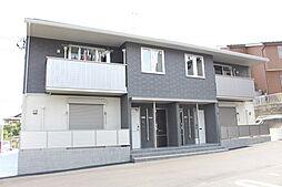 滋賀県栗東市安養寺5丁目の賃貸アパートの外観