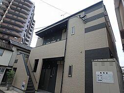 福岡県福岡市博多区吉塚5丁目の賃貸アパートの外観