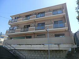 ベルハウス[2階]の外観