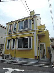 東京都中野区若宮3丁目の賃貸アパートの外観