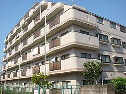 ハイブリッジソシア[2階]の外観