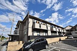 大阪府堺市東区北野田の賃貸アパートの外観