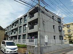 埼玉県川口市戸塚1丁目の賃貸アパートの外観