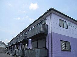 栃木県小山市大字間々田の賃貸アパートの外観