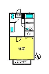 羽貫駅 2.9万円