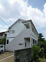 福岡県大野城市白木原4丁目の賃貸アパートの外観