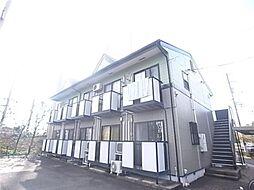 グリーン・ベル・モリヤ[2階]の外観