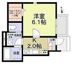 東急田園都市線 高津駅 徒歩3分の賃貸アパート