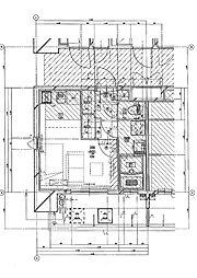 福岡市地下鉄七隈線 渡辺通駅 徒歩5分の賃貸マンション 5階1Kの間取り