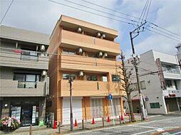 神奈川県相模原市中央区相模原1丁目の賃貸マンションの外観