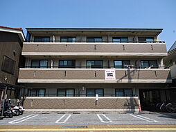 滋賀県彦根市京町2丁目の賃貸マンションの外観
