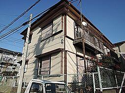 コーポしの[1階]の外観