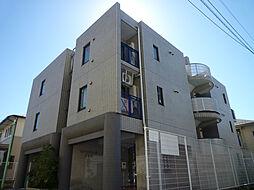モア・リッシェル青葉台[1階]の外観