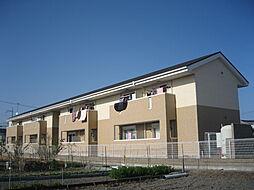 滋賀県長浜市口分田町の賃貸アパートの外観