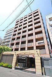 大阪府大阪市浪速区桜川2丁目の賃貸マンションの外観