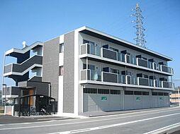 滋賀県長浜市小堀町の賃貸マンションの外観
