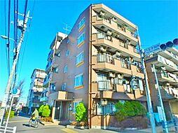 東京都八王子市別所1丁目の賃貸マンションの外観