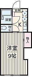メゾンドセイコー[1階]の間取り