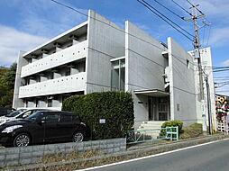 埼玉県所沢市狭山ケ丘1丁目の賃貸マンションの外観
