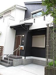 [テラスハウス] 神奈川県横浜市港北区日吉6丁目 の賃貸【/】の外観