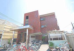 大阪府寝屋川市池田西町の賃貸マンションの外観