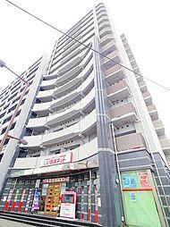 東京都青梅市河辺町10丁目の賃貸マンションの外観