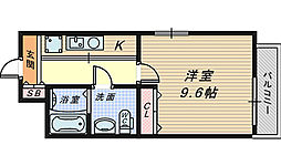 クリアグラン[7階]の間取り