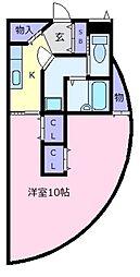 グランドノーブル[3階]の間取り