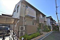 近鉄南大阪線 河内天美駅 徒歩9分の賃貸アパート