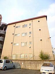 津田マンション[3階]の外観