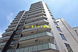 ザ・パークハビオ上野[1305号室]の外観