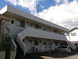 栃木県小山市神鳥谷1丁目の賃貸アパートの外観