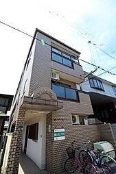 トマトハイツ小阪[1階]の外観