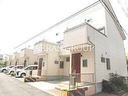 JR南武線 谷保駅 徒歩4分の賃貸テラスハウス