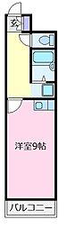 ヤマダマンション[2階]の間取り