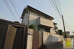 [一戸建] 千葉県市川市八幡6丁目 の賃貸【/】の外観