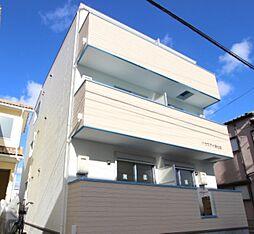 JR東海道・山陽本線 立花駅 徒歩10分の賃貸アパート
