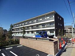 東京都八王子市千人町1丁目の賃貸アパートの外観