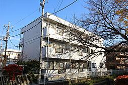 神奈川県川崎市多摩区中野島1丁目の賃貸マンションの外観