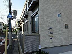 JR横浜線 八王子駅 徒歩14分の賃貸アパート