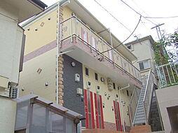 神奈川県川崎市宮前区神木2丁目の賃貸アパートの外観