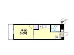 伸和マンション II[4階]の間取り