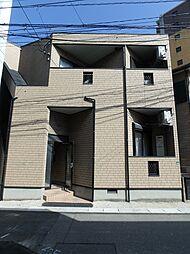 福岡県福岡市博多区石城町の賃貸アパートの外観