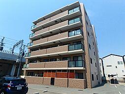 フローラルコート[1階]の外観
